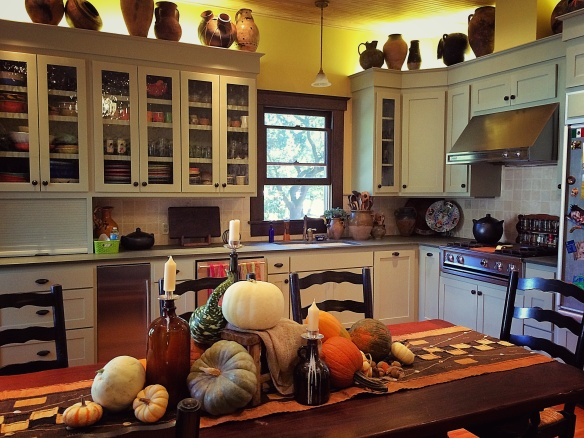 real big house kitchen