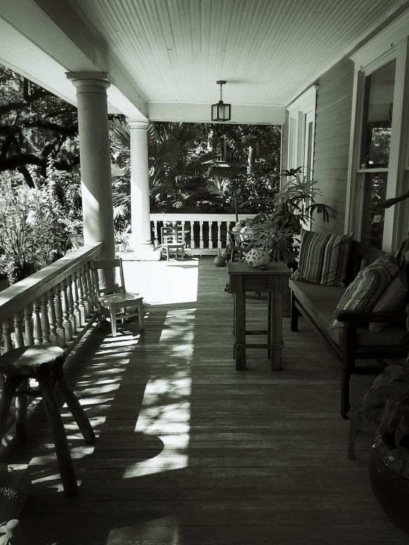 real big house porch