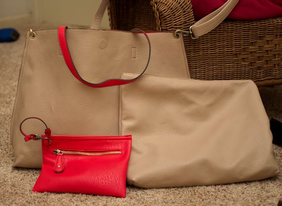 Purse Post: The Free People Slouchy Vegan Tote (2/6)