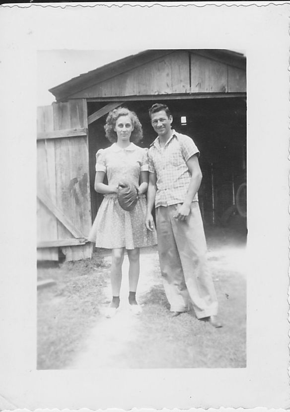 Papa and Betty